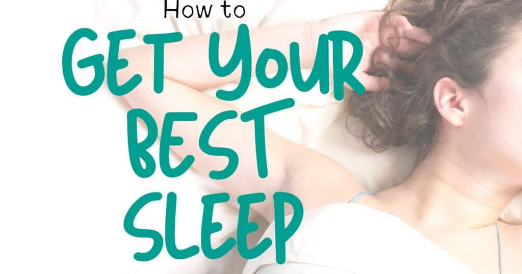 get best sleep feature image