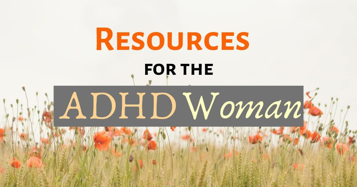 Recommended ADHD Resources