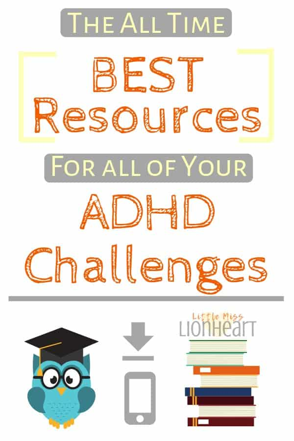 ADHD resources for Women