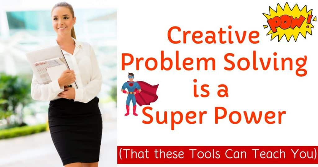 creative problem solving steps