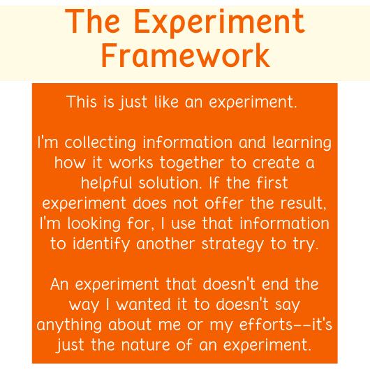 problem solving tool framework