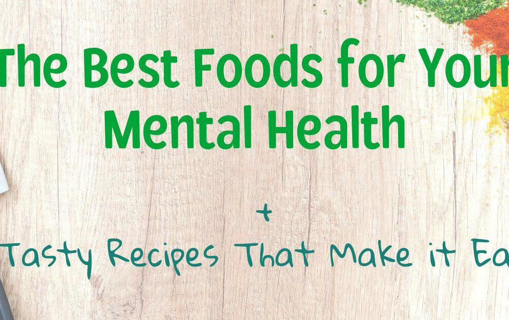 Good Food, Good Mood: Recipes to Make You Drool