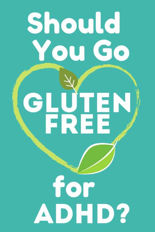 gluten free adhd