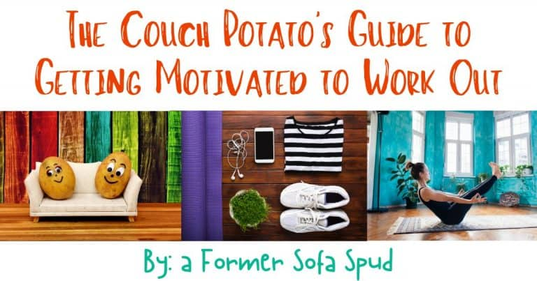 couch potato workout motivation feature image