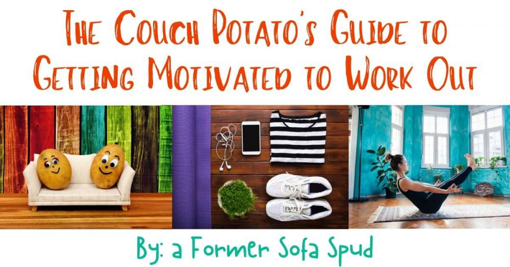 The Couch Potato's Guide to Finding Workout Motivation