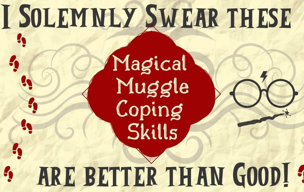 4 Magical Muggle Coping Skills for Emotional Stress