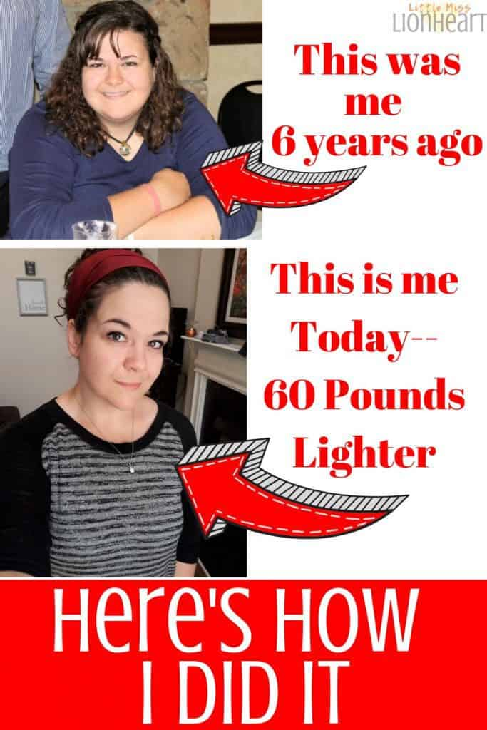 Using these weight loss tips, I lost over 60 pounds. I changed my diet and implemented practical, healthy tips that helped me not only lose weight, but keep it off too. Here is EXACTLY how I did it and how you can too!