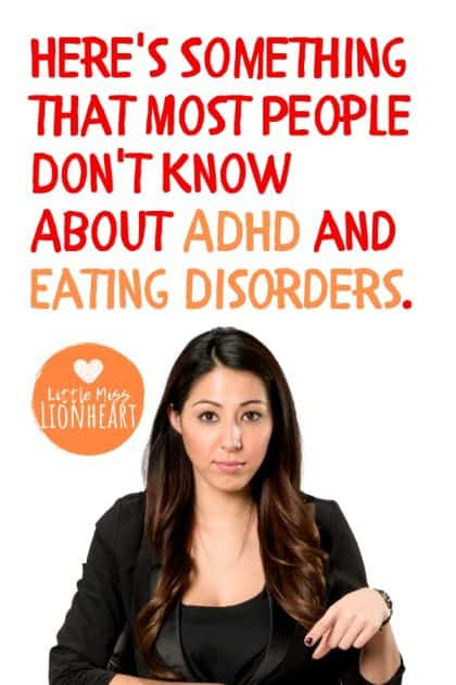 Did you know that ADHD shares a link with eating disorders? You might be surprised to learn which eating disorder shares the strongest connection with ADHD. Knowledge is power and this is a must read for anyone who has struggled with an eating disorder and ADHD adults struggling with food.#ADHD #ADHDwomen #ADHDadult