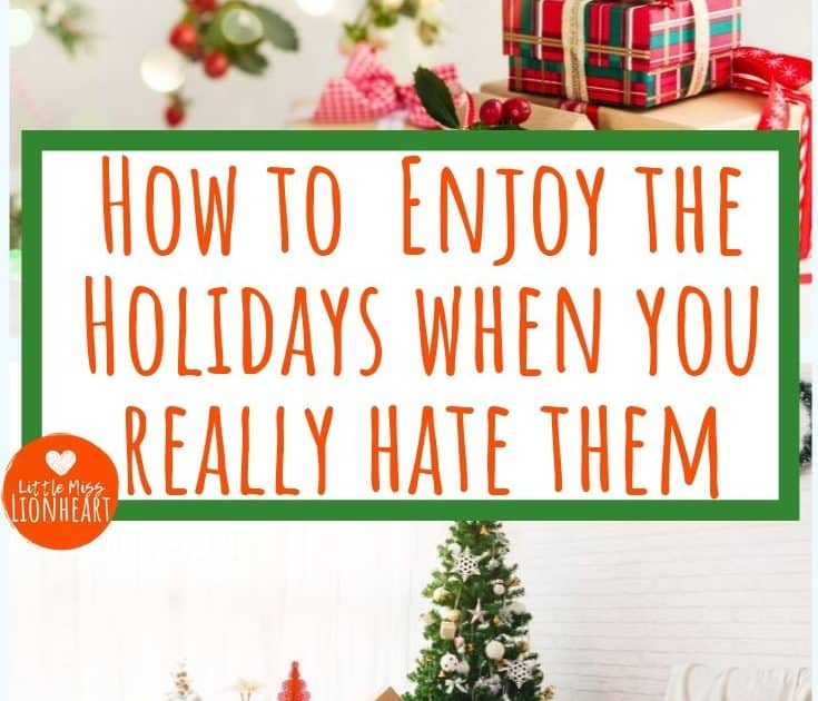 How to Actually Enjoy the Holidays Even if You Hate Christmas